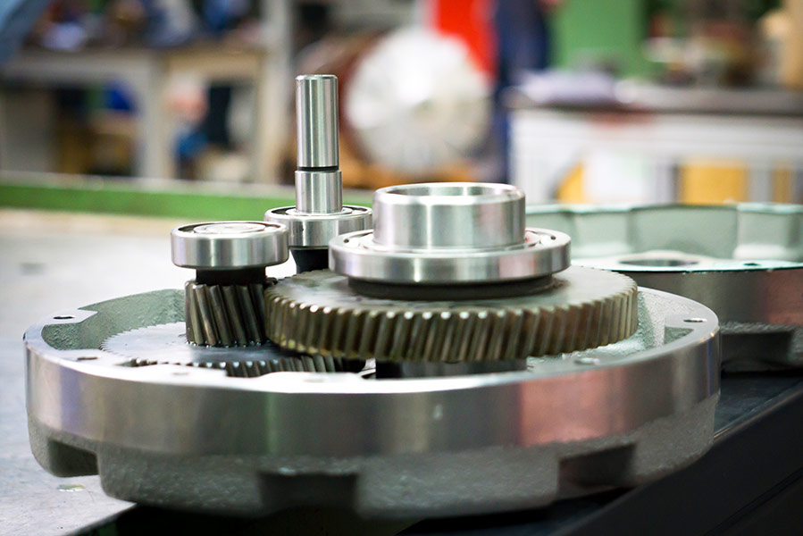 Shaft-mounted gearboxes - mowitec